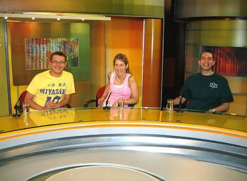 Antithesis on Boker Tov Morning Show, Israel