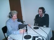 Interview on Radio Sefarad, Madrid