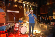 Antithesis the Zionist Rapper Performs at Heichal HaNes, Geneva