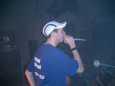 Antithesis the Zionist Rapper Opens for Blue Fringe at Ner Yisrael