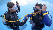 Choosing SSI or PADI when learning to dive.