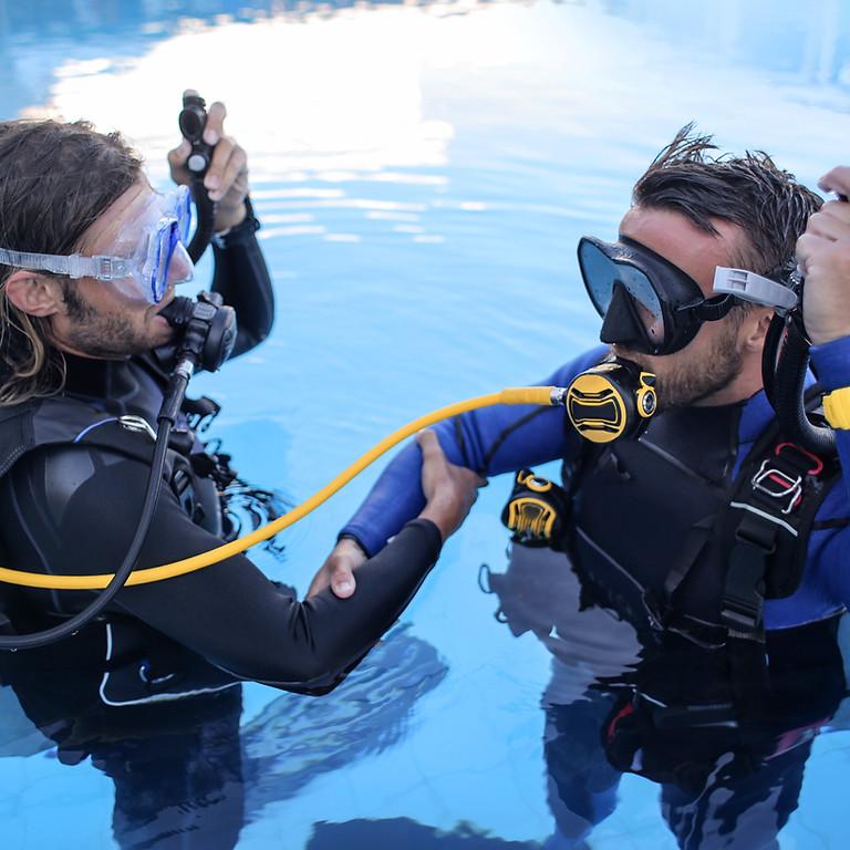 SCUBA Open Water Class