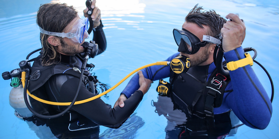 May Open Water Scuba Diving 4-week Course