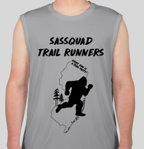 Sassquad Muscle Tank