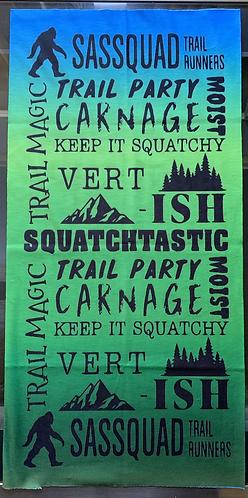 Squatch Lingo Buff