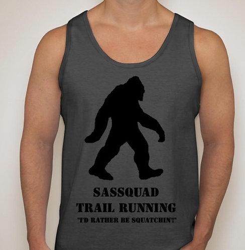 Sassquad Trail Running MEN'S Tank Top