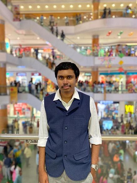 Krishna Saketh