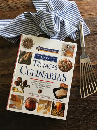 Livro: Todas as Técnicas Culinárias