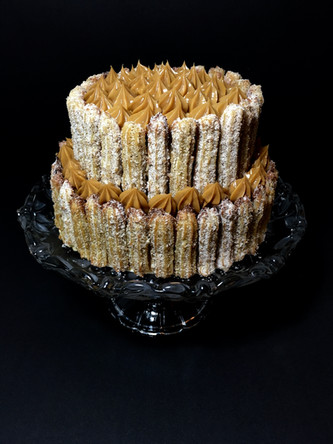 Mini Cake de Churros