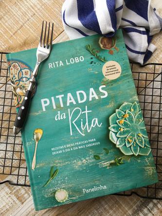 Livro: Pitadas da Rita