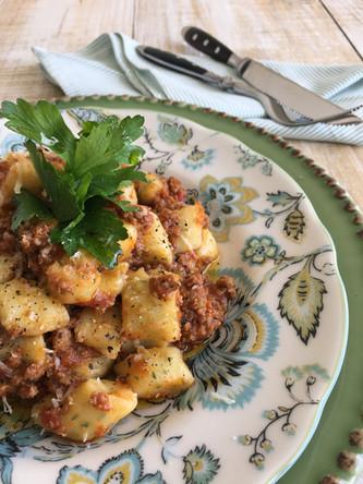 Nhoque de Batatas - Gnocchi