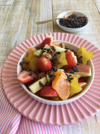 Salada de Fruta Tropical