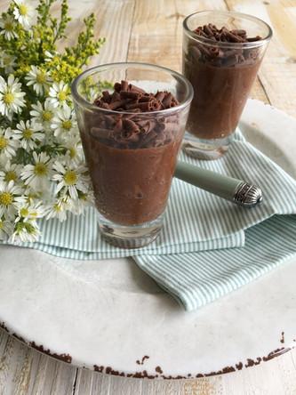 Mousse Rápida de Chocolate