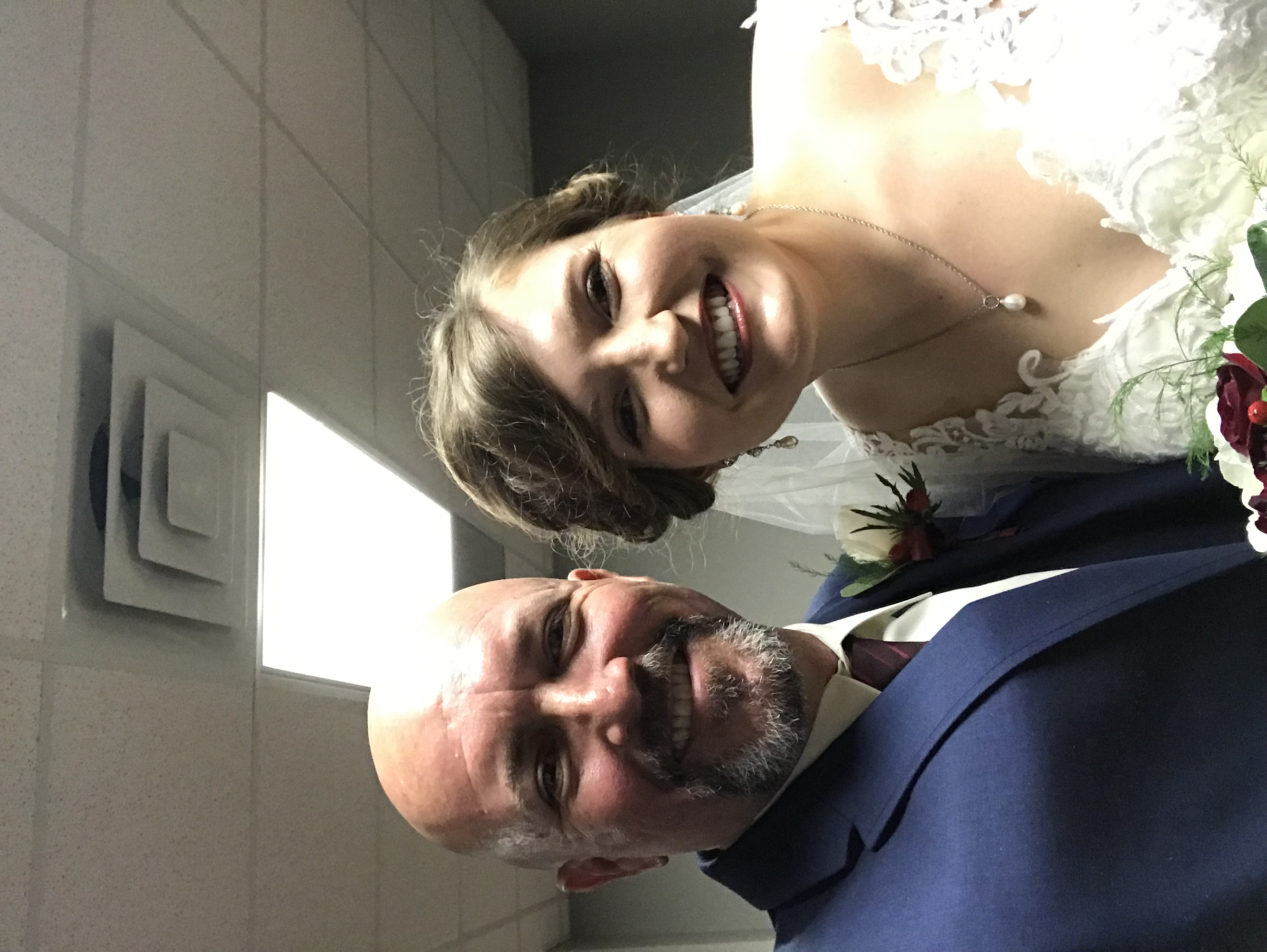 Vince daughter wedding