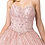 Thumbnail: Dancing Queen - B14027 Strapless Embellished Sweetheart Ballgown w/Lace-up Back