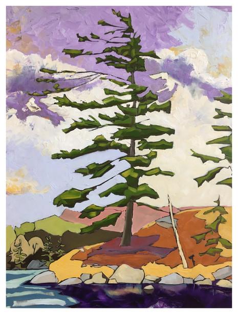 Lone Pine, Skeleton Lake