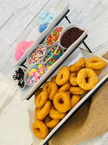Donut Kit on Display
