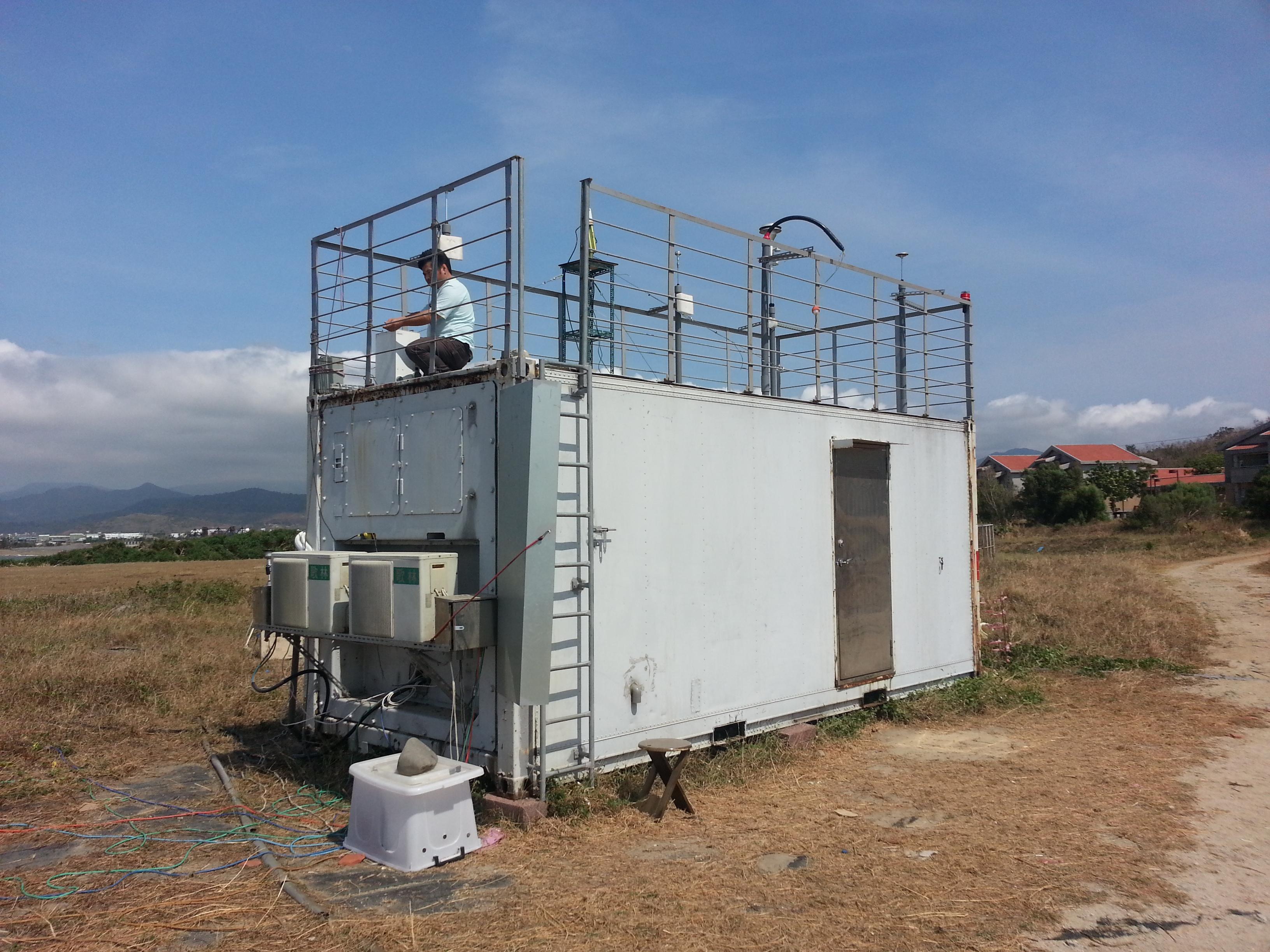 20130320 恆春 環保署測站