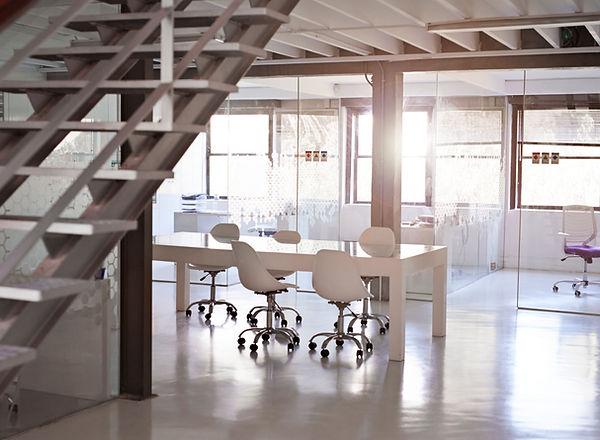 Office Interior All Seasons Insurance
