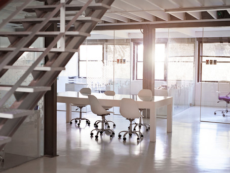 Optimized Office Spaces | Creative Solutions