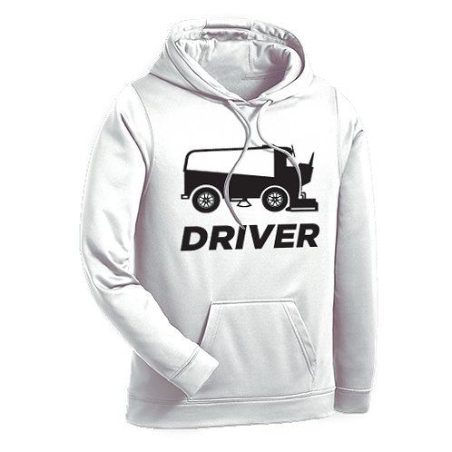 """UltraPure Ice Paints """"Driver"""" Hoodie"""