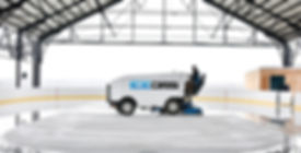 ICEOPS Portable Ice Rink 1