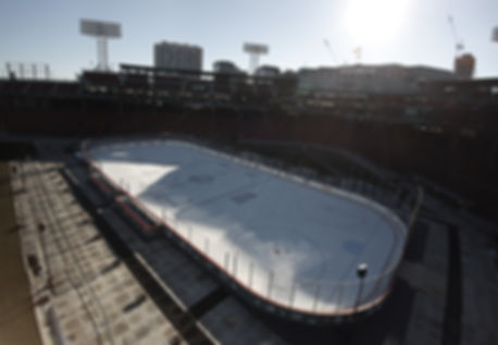 ICEOPS Outdoor Hockey Venue 1