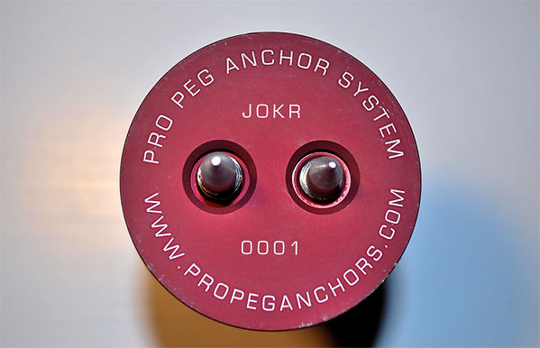 ProPeg Anchors Customized