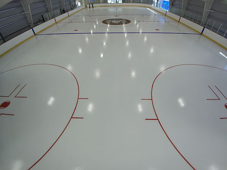 ICEOPS New Rink Construction 2