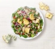 Fuji Apple Salad with Chicken *GF option