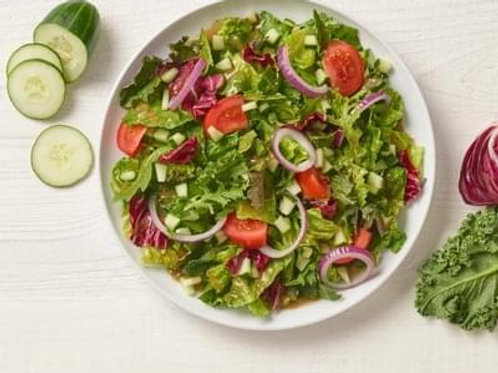 Seasonal Greens Salad
