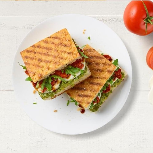 Modern Caprese Sandwich