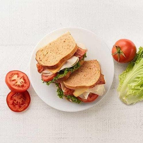 Bacon Turkey Bravo Sandwich