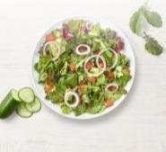 Seasonal Greens Salad *GF option