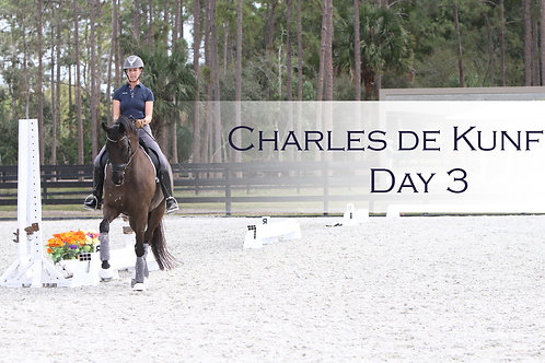 REPLAY: CdK Sunday Clinic (Day 3)