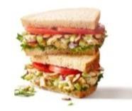 Napa Almond Chicken Salad Sandwich