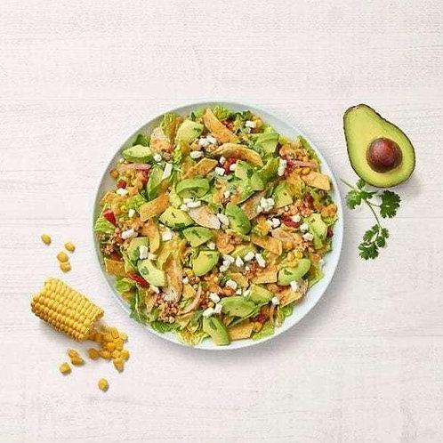 Southwest Chile Lime Ranch Salad