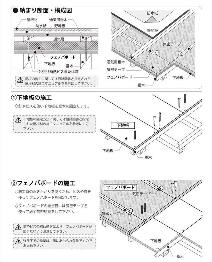 外張工法ー屋根1.JPG