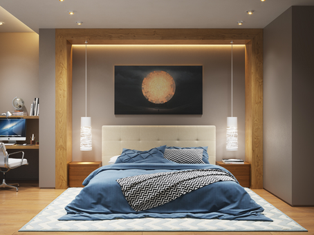 Light up Your Bedroom!
