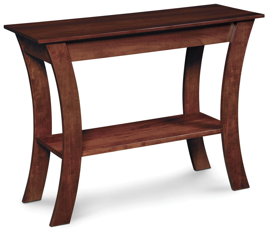 Grace Sofa Table Character Cherry Bourbon