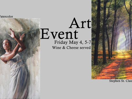 Art Event at the Silver Fox Gallery