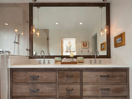 Interior Design Tips for your Bathroom! By Kayla Beavers