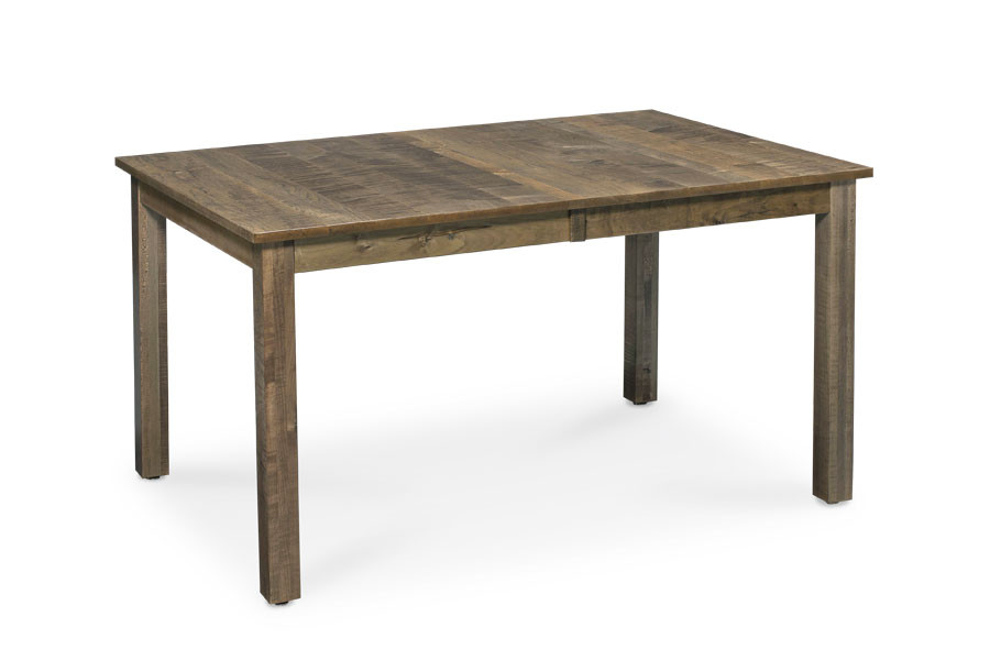 Sheffield Rectangle Leg Soft Maple Table