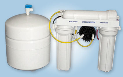 premium-reverse-osmosis-water-filter-system and water conditioner