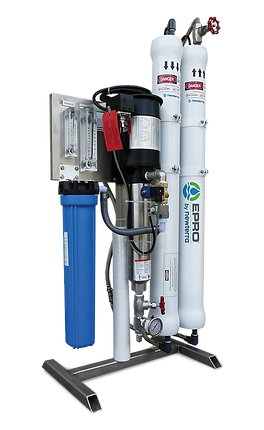 Epro - 3000E-reverse osmosis water filtration and water purifier and conditioner system