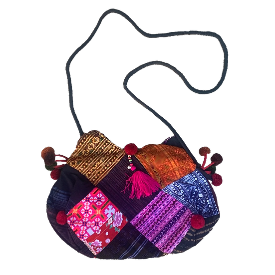 Small Patchwork Pouch