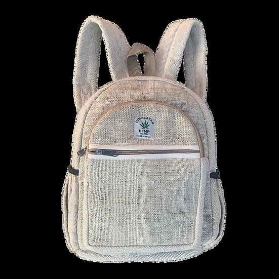 Small Hemp Backpack