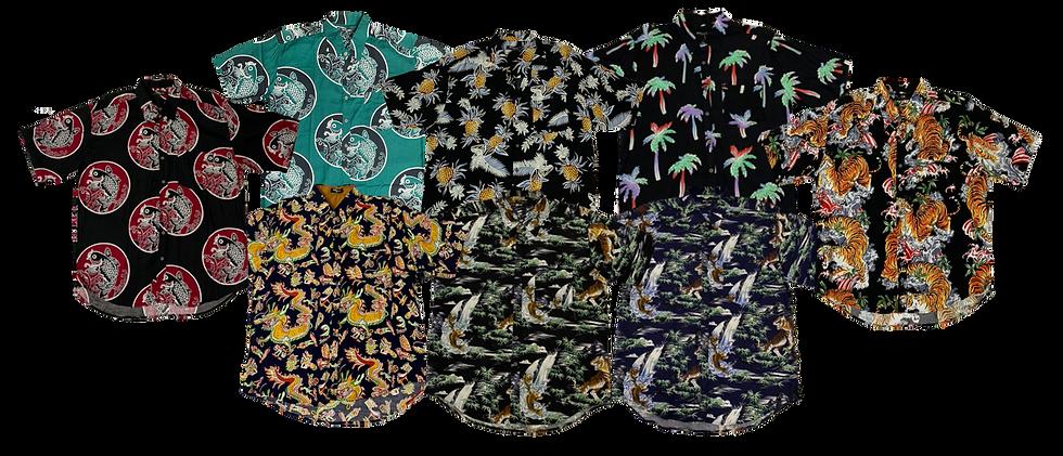 Rayon Dress Shirts