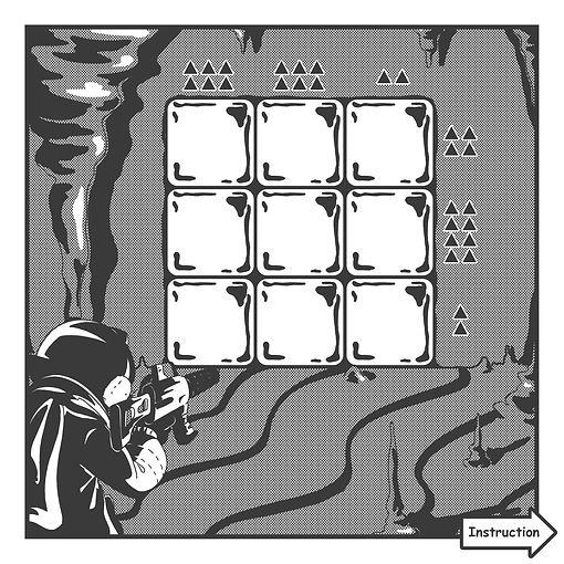Ice Cavern Puzzle 1