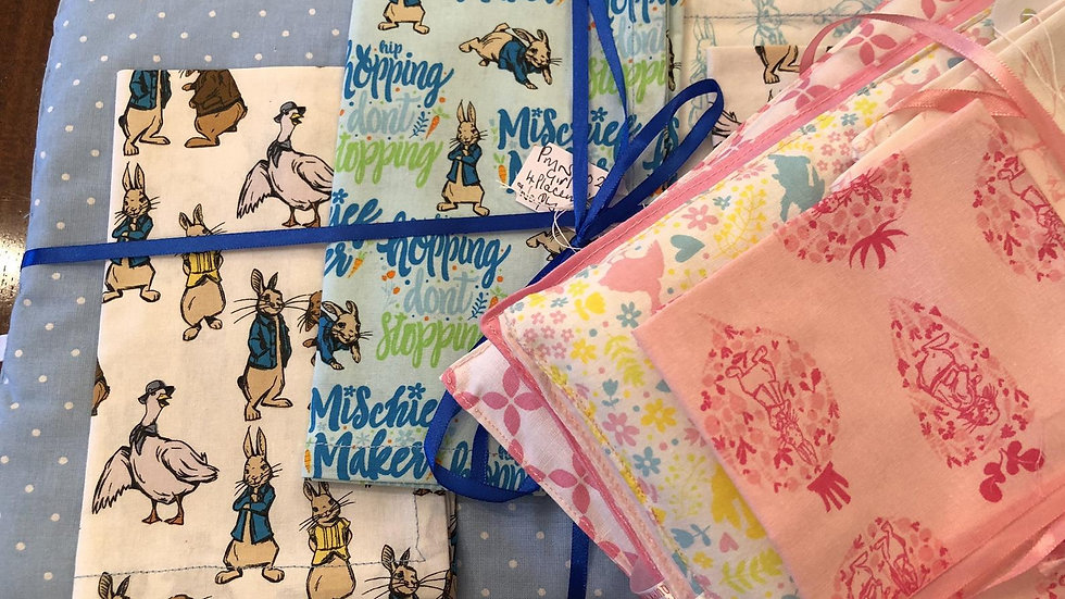 Children's place mats and coordinating Napkins